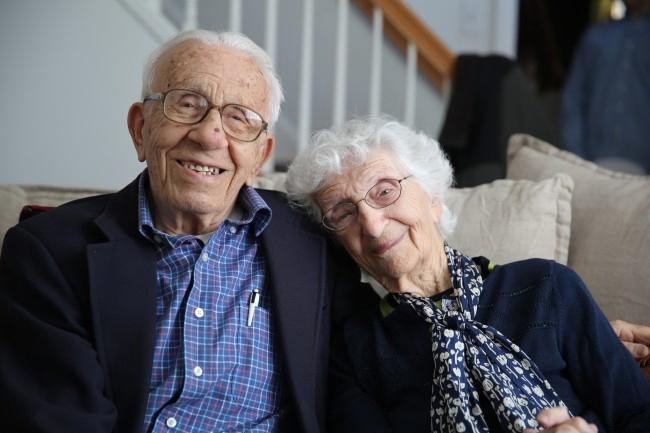 Couple married 83 years to share advice via Twitter on Valentine's Day