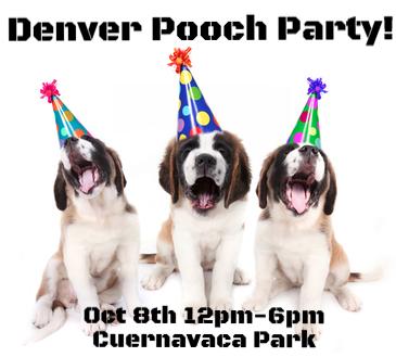 Denver Pooch Party