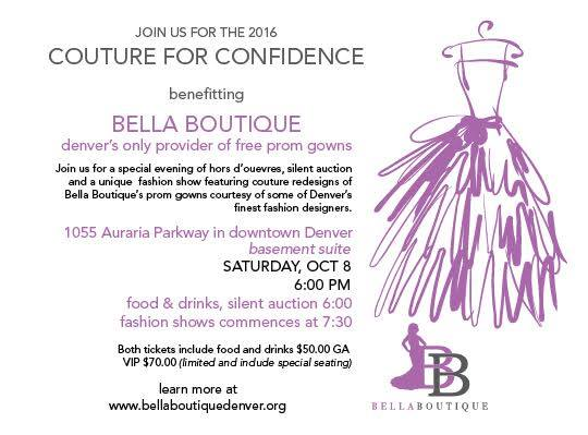 Couture for Confidence adds teen designer event