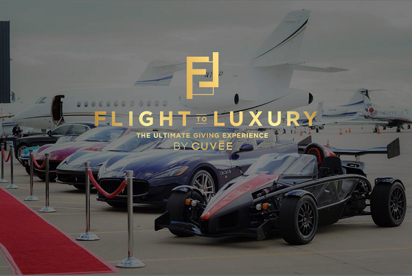 "Flight to Luxury: Colorado's ""Ultimate Giving Experience, ""hosted by Cuvee"" for Boys & Girls CLubs of Metro Denver"