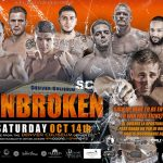 Sparta Combat League Oct 14th at The Denver Coliseum (SLC62- UNBROKEN)