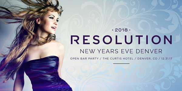 RESOLUTION NEW YEARS EVE DENVER 2018